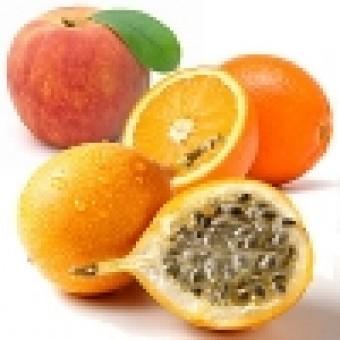 ароматизатор Yummy - Апельсин-Персик-Маракуйя
