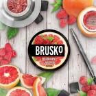 Кальянная смесь Brusko Грейпфрут с малиной (Medium), 50гр