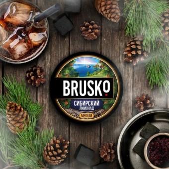 смесь для кальяна Brusko (бруско) - Сибирский лимонад