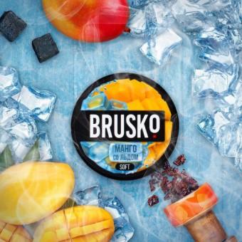 смесь для кальяна Brusko (бруско) - Манго со льдом