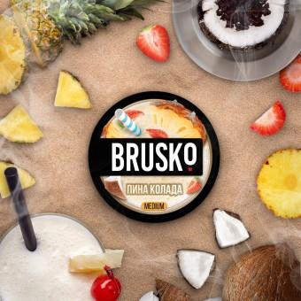 смесь для кальяна Brusko (бруско) - Пина колада