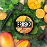 Кальянная смесь Brusko Манго с апельсином и мятой (Medium), 50гр