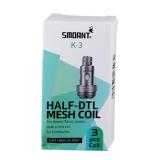 Испаритель Smoant K3 Half-DTL Mesh Coil (Pasito 2/Knight 80(0.6 Ом)