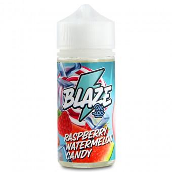 Е-жидкость Blaze - ON ICE Raspberry Watermelon Candy - Леденец со вкусом малины и арбуза