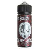 Freeze breeze - Cherry juice - Вишня, холодок. Сочный и яркий вкус свежевыжатого вишнёвого сока, в который словно добавили колотого льда щедрой рукой.