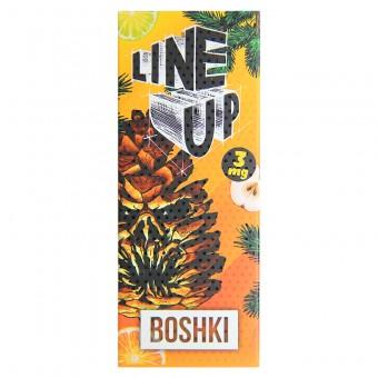 Line Up - Boshki - Хвойный щербет из цитрусов, яблок фуджи и цедры лимона