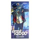Taboo - Illusion - Охлаждающие грейпфрут и лесные ягоды