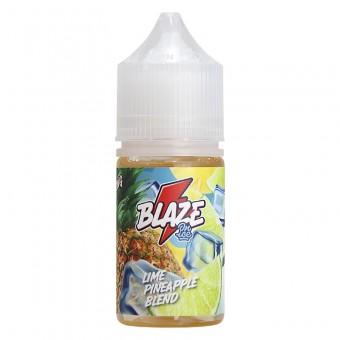 Е-жидкость BLAZE SALT - On Ice Lime Pineapple Blend – Лайм ананас