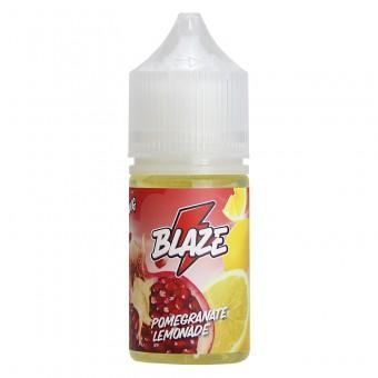 Е-жидкость BLAZE SALT - On Ice Pomegranate Lemonade - Гранатовый лимонад с кусочками льда