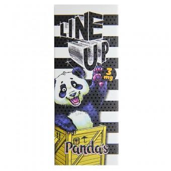 Е-жидкость Line Up Salt - Panda - Крутое сочетание сочного персика с нежной мякотью банана