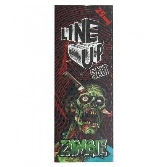 Е-жидкость Line Up Salt - Zombie - Освежающий зеленый джус с лаймом, тропическим киви и алоэ