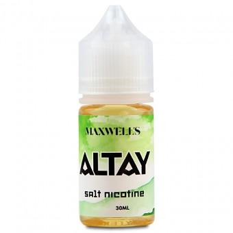 Е-жидкость Maxwell's Salt - Altay - Чёрный чай, смородиновое варенье