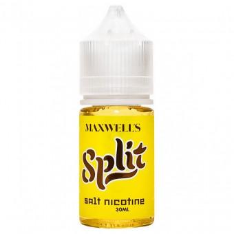 Е-жидкость Maxwell's Salt - Split - Теплый бананово-кокосовый мусс