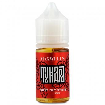 Е-жидкость Maxwell's Salt - Tundra - Освежающая рябина с можжевельником и лесной мятой