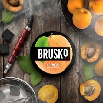 смесь для кальяна Brusko (бруско) - Абрикос
