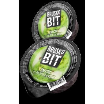 смесь для кальяна Brusko BIT (бруско) - Смузи из яблока и киви