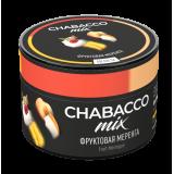 Chabacco Mix Fruit meringue (Фруктовая меренга) Medium 50 г, Россия