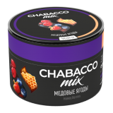 Chabacco Mix Honey Berries (Медовые ягоды) Medium 50 г, Россия