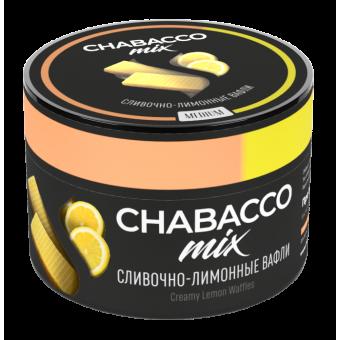 Chabacco Mix Apple Jack (Яблочный Джек) Medium 50 г. Смесь для кальяна купить в Минске
