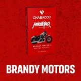 Chabacco Brandy Motors (Бренди моторс) Medium 50 г. Смесь для кальяна