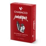 Chabacco Bourbon Rocks (Бурбон рокс) Medium 50 г. Смесь для кальяна