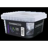 Chabacco Blueberry Mint (Черника с Мятой) Medium 200 г. Смесь для кальяна