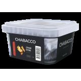 Chabacco Juicy Peach (Сочный Персик) Medium 200 г. Смесь для кальяна