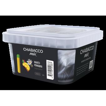 Chabacco Mix Mango chamomile (Манго-ромашка) Medium 200 г. Смесь для кальяна купить в Минске