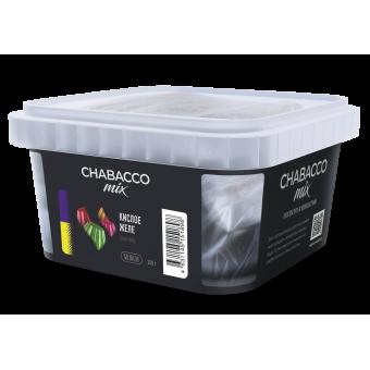Chabacco Mix Sour jelly (Кислое желе) Medium 200 г. Смесь для кальяна купить в Минске