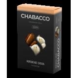 Chabacco Ice Cream Cigar (Мороженое-Сигара) Medium 50 г. Смесь для кальяна
