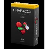 Chabacco Lychee Bisque (Личи) Medium 50 г. Смесь для кальяна