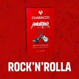 Chabacco Rock'n'Rolla (Рок-н-рольщик) Medium 50 г. Смесь для кальяна