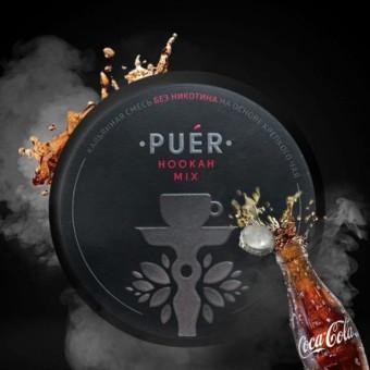 Puer - Siberian cola Безникотиновая кальянная смесь, 50 г купить в Минске недорого