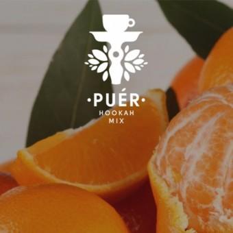 Puer - Citrus Extravaganza Безникотиновая кальянная смесь, 50 г купить в Минске недорого