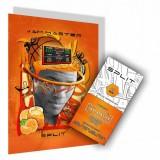 Split Jam Master (Апельсиново мандариновый конфитюр) 50 г. Смесь для кальяна
