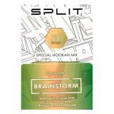 Split Brainstorm (Грецкий орех с ярким послевкусием фундука) 50 г. Смесь для кальяна