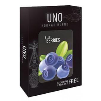 Uno (Уно) Черника 50 г Смесь для кальяна без никотина
