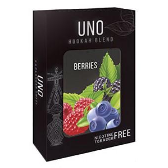 Uno (Уно) Лесные ягоды 50 г Смесь для кальяна без никотина