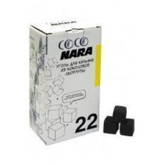 Уголь кокосовый Coco Nara 96 куб