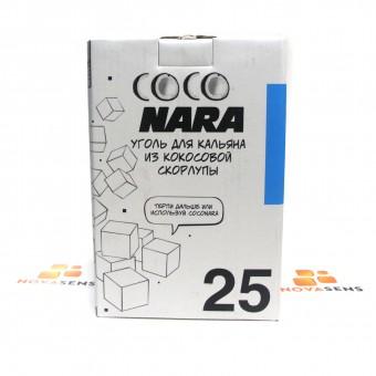 Уголь кокосовый Coco Nara 72 куб