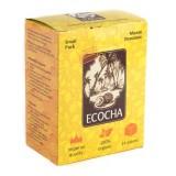 Уголь кокосовый Экоча (Ecocha) 24 куб, Индонезия