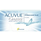 Контактные линзы ACUVUE OASYS with HYDRACLEAR (Johnson&Johnson)