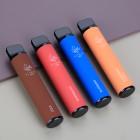 Elf Bar 850 (до 1500 затяжек) - Blueberry - Черника. Одноразовый электронный испаритель (парогенератор)