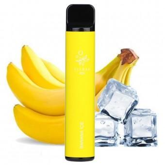 Elf Bar 850 (до 1500 затяжек) - Banana ICE - Ледяной банан. Одноразовый электронный испаритель (парогенератор)