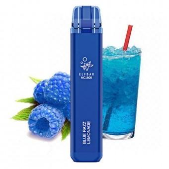 Elf Bar NC 1800 (до 1800 затяжек) - Blue Razz Lemonade - Черника Лимонад. Одноразовый электронный испаритель (парогенератор)