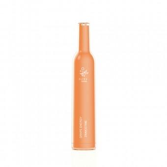 Elf Bar CR500(до 500 затяжек) - Виноград энергетик - Grape Energy. Одноразовый электронный испаритель (парогенератор)