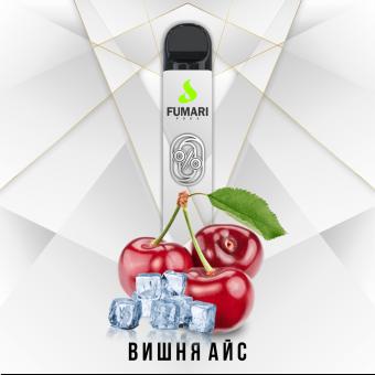 Fumari Pods 800 - Вишня айс. Одноразовый электронный испаритель (парогенератор)