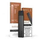 MYLE Mini 2 Кубано 50мг. Одноразовый электронный испаритель (парогенератор)
