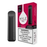 MYLE Mini Малина Арбуз 50мг, 2 шт. Одноразовый электронный испаритель (парогенератор)