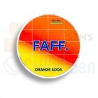 Жевательная смесь FAFF Апельсиновая газировка Orange Soda (снюс). 150мг